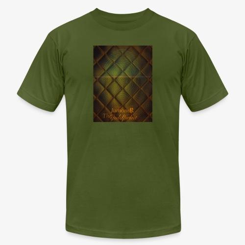 JumondR The goldprint - Men's  Jersey T-Shirt