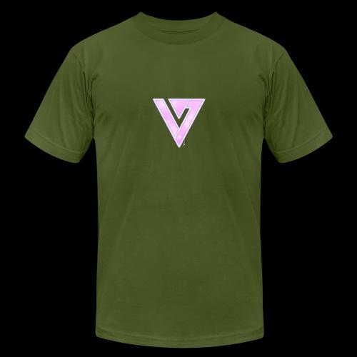 Seventeen Black T-Shirt - Men's  Jersey T-Shirt
