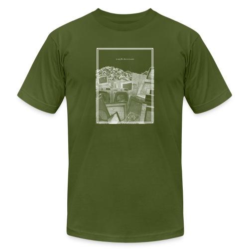 voltaire - Unisex Jersey T-Shirt by Bella + Canvas