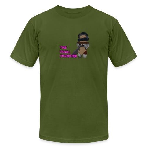 The Final Frontier - Men's  Jersey T-Shirt