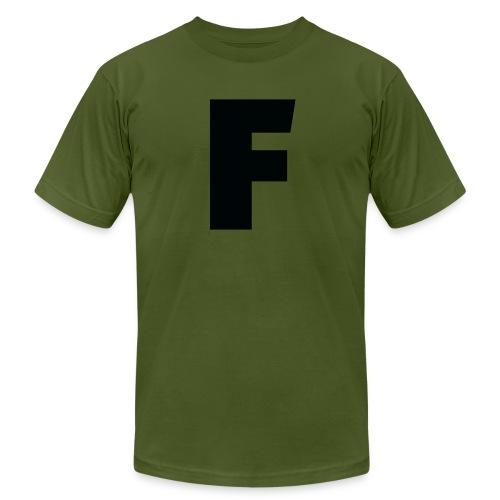 F - Men's  Jersey T-Shirt