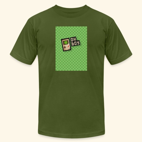 oh boy handy - Unisex Jersey T-Shirt by Bella + Canvas