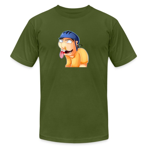 jeffy clipart - Men's  Jersey T-Shirt