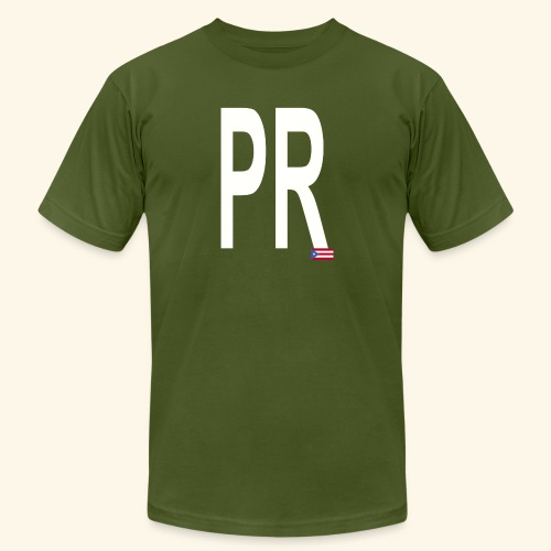 PRbyHaryCornier2 - Men's  Jersey T-Shirt
