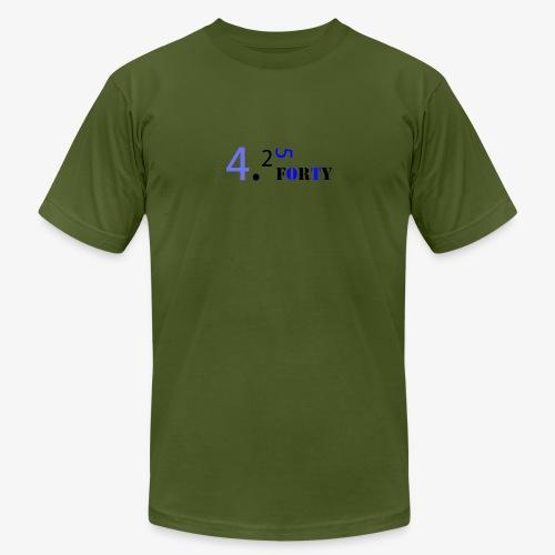 Logo 2 - Men's  Jersey T-Shirt