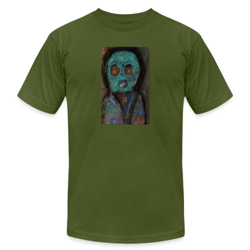 The galactic space monkey - Men's  Jersey T-Shirt
