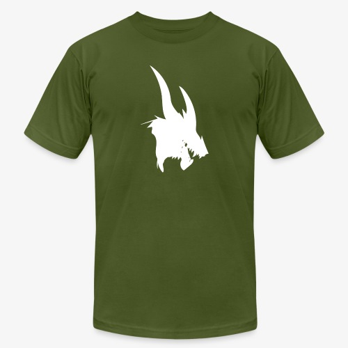 dragon sil - Unisex Jersey T-Shirt by Bella + Canvas