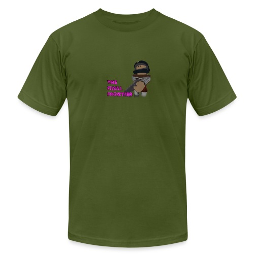 The Final Frontier Sports Items - Men's Jersey T-Shirt