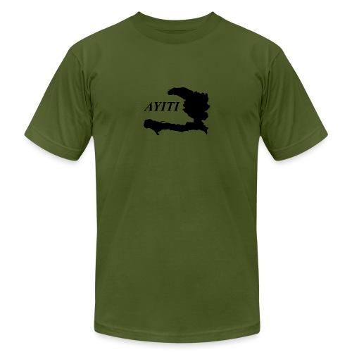 Hispaniola - Men's Jersey T-Shirt