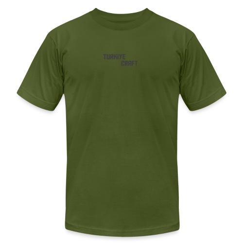 TurkiyeCrafts Solid Logo - Unisex Jersey T-Shirt by Bella + Canvas