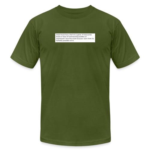 Strange Comment - Unisex Jersey T-Shirt by Bella + Canvas