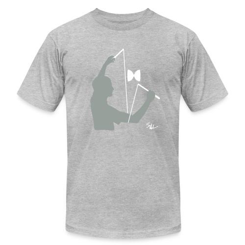 1d aroundarm diabolo - Unisex Jersey T-Shirt by Bella + Canvas