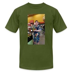 Pineapple Al - Men's Fine Jersey T-Shirt