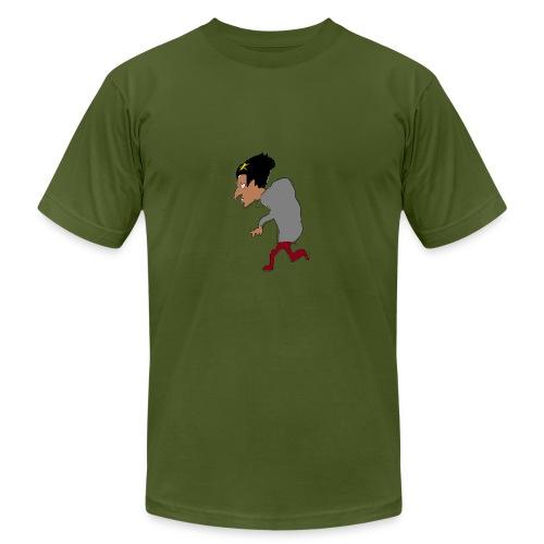 A tea - Men's Fine Jersey T-Shirt