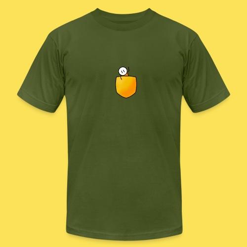 Pocket - Men's Fine Jersey T-Shirt