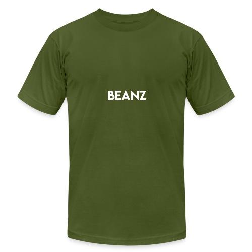 PRETTYMUCH BEANZ - Men's Fine Jersey T-Shirt