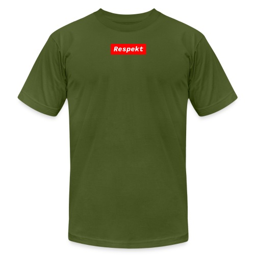 Respekt Custom Clothing - Men's Fine Jersey T-Shirt