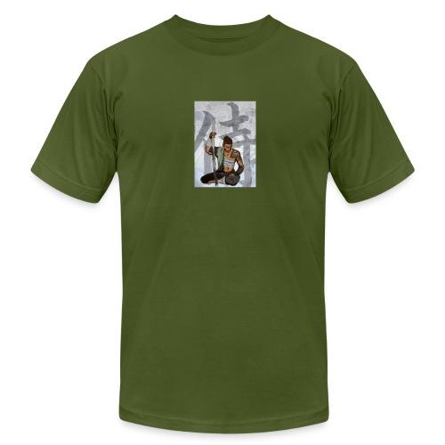 warrior - Men's  Jersey T-Shirt