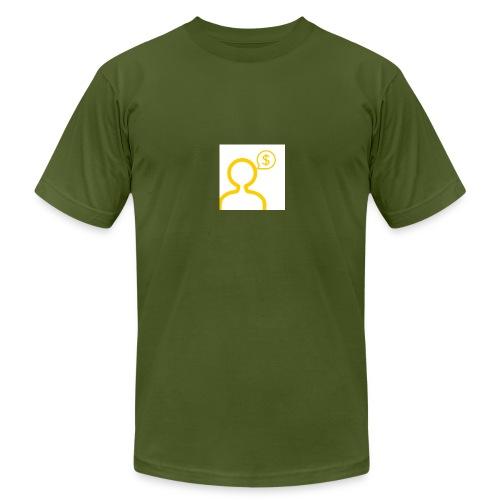 money on my mind - Men's  Jersey T-Shirt