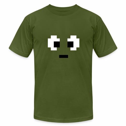 Face Logo Derpish - Men's Fine Jersey T-Shirt