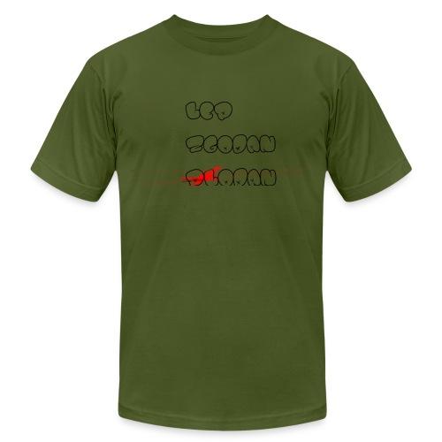lep zgodan plodan maja - Men's Fine Jersey T-Shirt