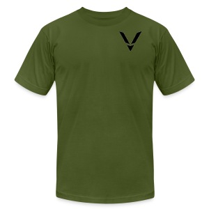 Basic Velocity Apparel - Men's Fine Jersey T-Shirt