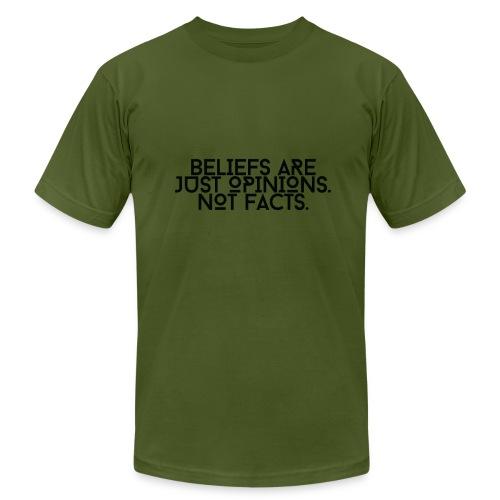 Not Facts - Men's Fine Jersey T-Shirt