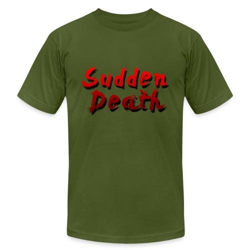 SuddenDeath - Men's Fine Jersey T-Shirt