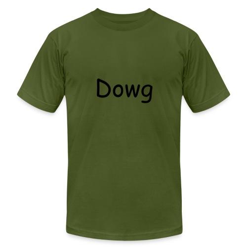 Basic Dowg - Men's Fine Jersey T-Shirt