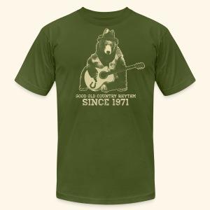 Good Old Country Rhythm - Men's Fine Jersey T-Shirt