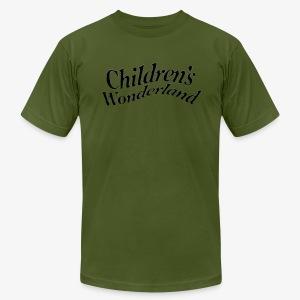 Children's Wonderland - Men's Fine Jersey T-Shirt