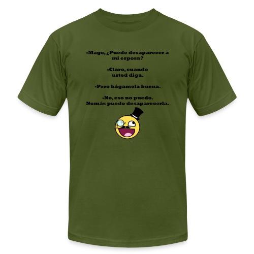 hagamela buena - Men's Fine Jersey T-Shirt