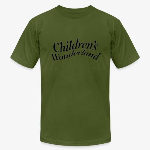Children's Wonderland - Men's  Jersey T-Shirt