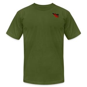VElogo19 - Men's Fine Jersey T-Shirt