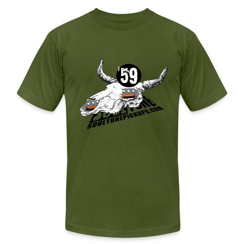 59 Texas Blues - Men's  Jersey T-Shirt