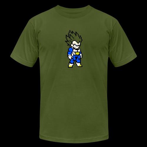 2nd Place Fighter - Men's Fine Jersey T-Shirt
