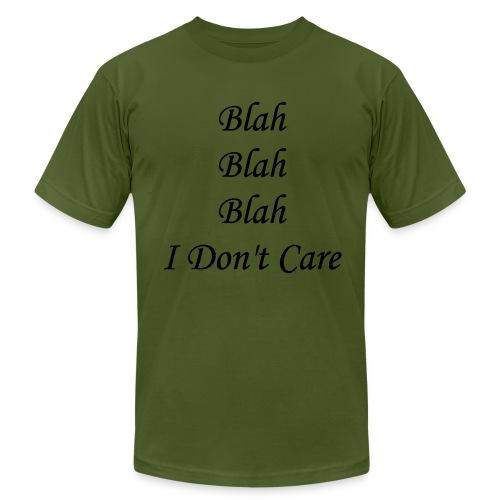 blah blah blah - Men's  Jersey T-Shirt