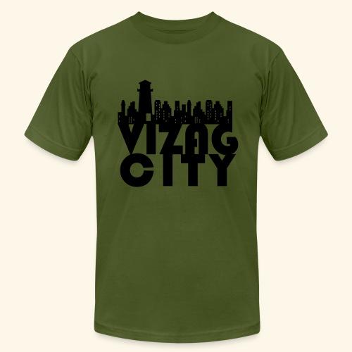 Vizag City - Men's Fine Jersey T-Shirt