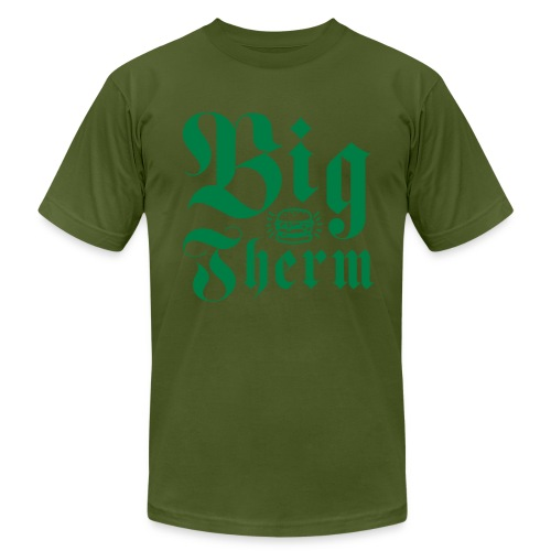 Big Therm - Men's Fine Jersey T-Shirt