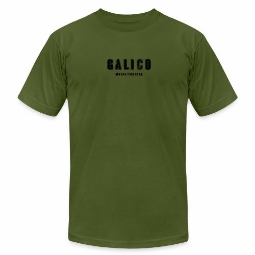 Galico New Logo Design - Men's Fine Jersey T-Shirt