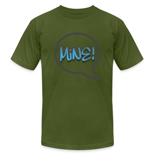 Couples Mine Merchandise for Men - Men's Fine Jersey T-Shirt