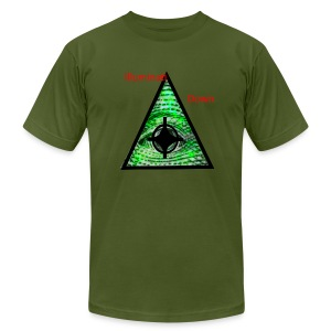 illuminati Confirmed - Men's T-Shirt by American Apparel