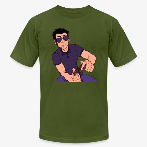R4Maverick - Men's Fine Jersey T-Shirt