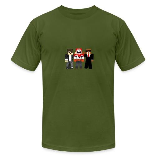 3 Amigos - Men's Fine Jersey T-Shirt