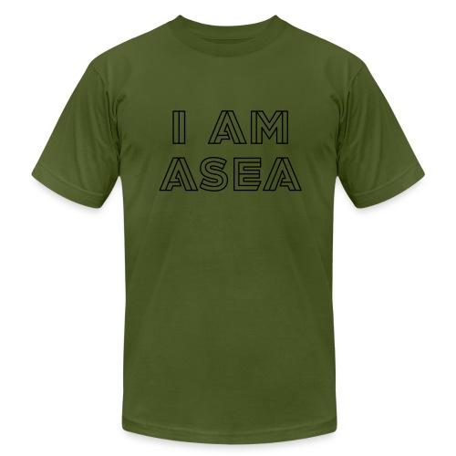 I Am ASEA Sweatshirt - Men's Fine Jersey T-Shirt