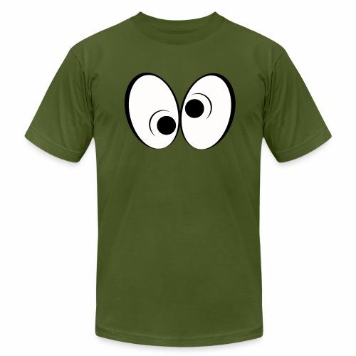Eye Design 1 - Men's Fine Jersey T-Shirt
