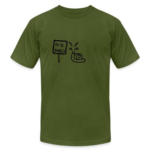 No Snels Original - Men's Fine Jersey T-Shirt