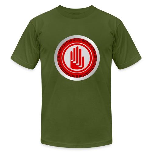 Costas Kletsidis YouTube Channel Logo - Men's Fine Jersey T-Shirt