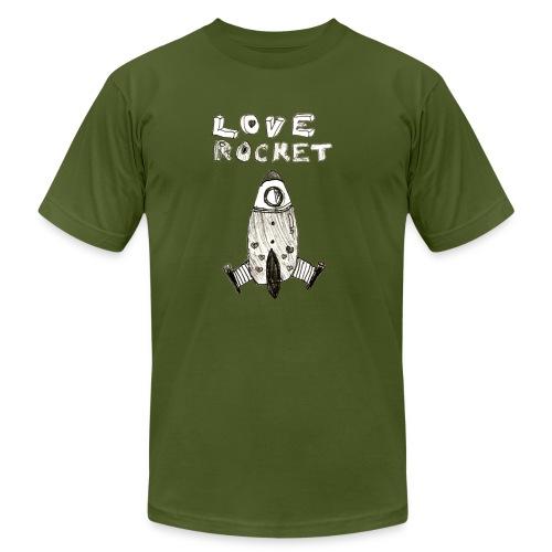 Love Rocket - Men's  Jersey T-Shirt