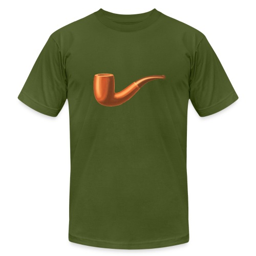 Is This a Pipe ? - Men's Fine Jersey T-Shirt